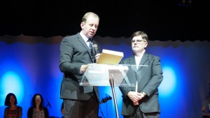 Conferring Pastor Paul Hester, Bethany Church Adelaide