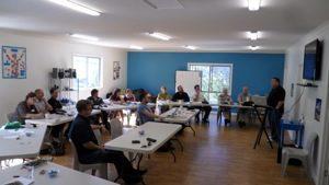 Conducting a logical thinking seminar